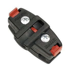 KlickFix Micro 40 Torba rowerowa czarny